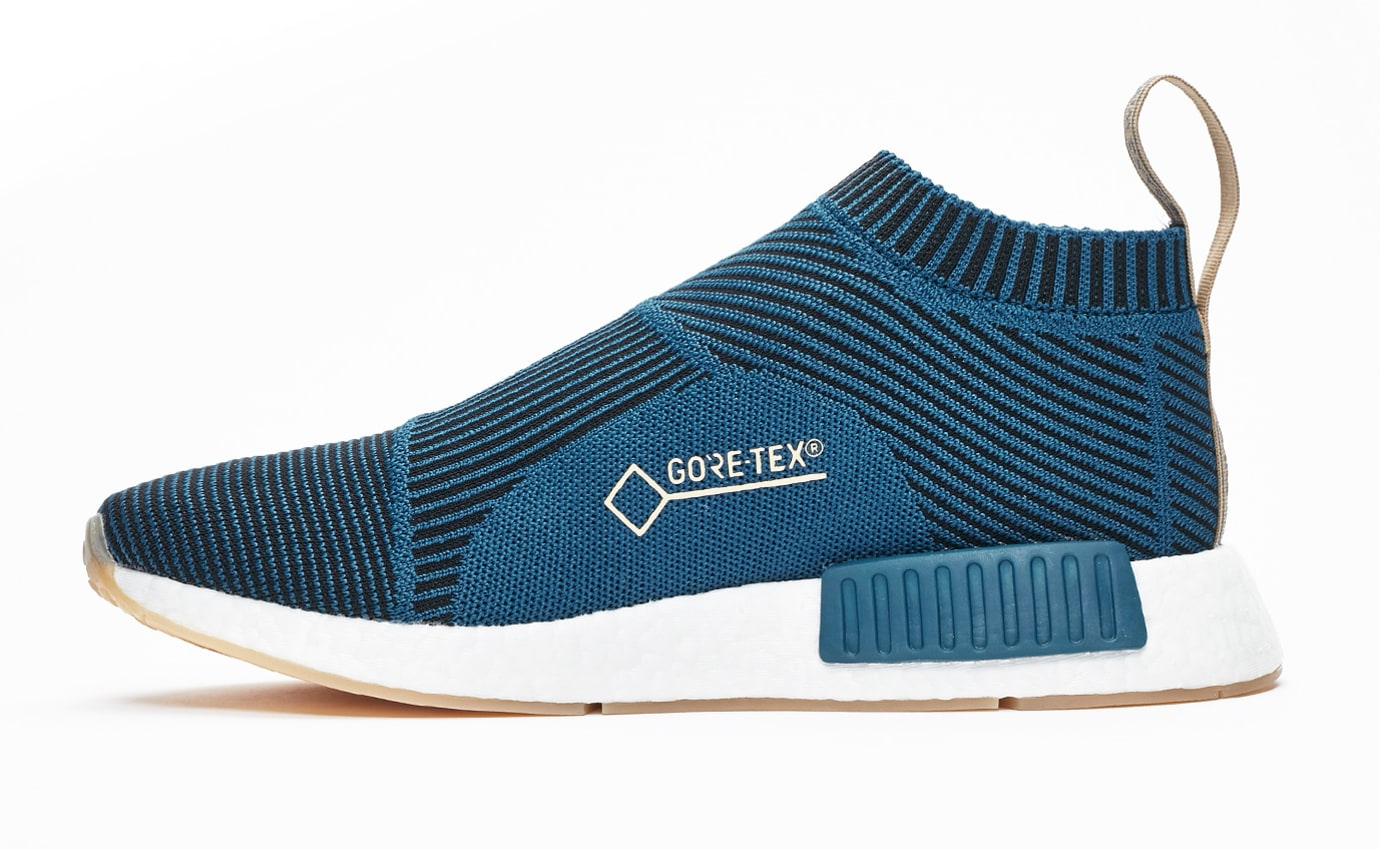 0f415f94d9bc Image via SneakersNStuff Adidas NMD CS1 Gore-Tex Primeknit  SNS Exclusive   AQ0363 (Medial)