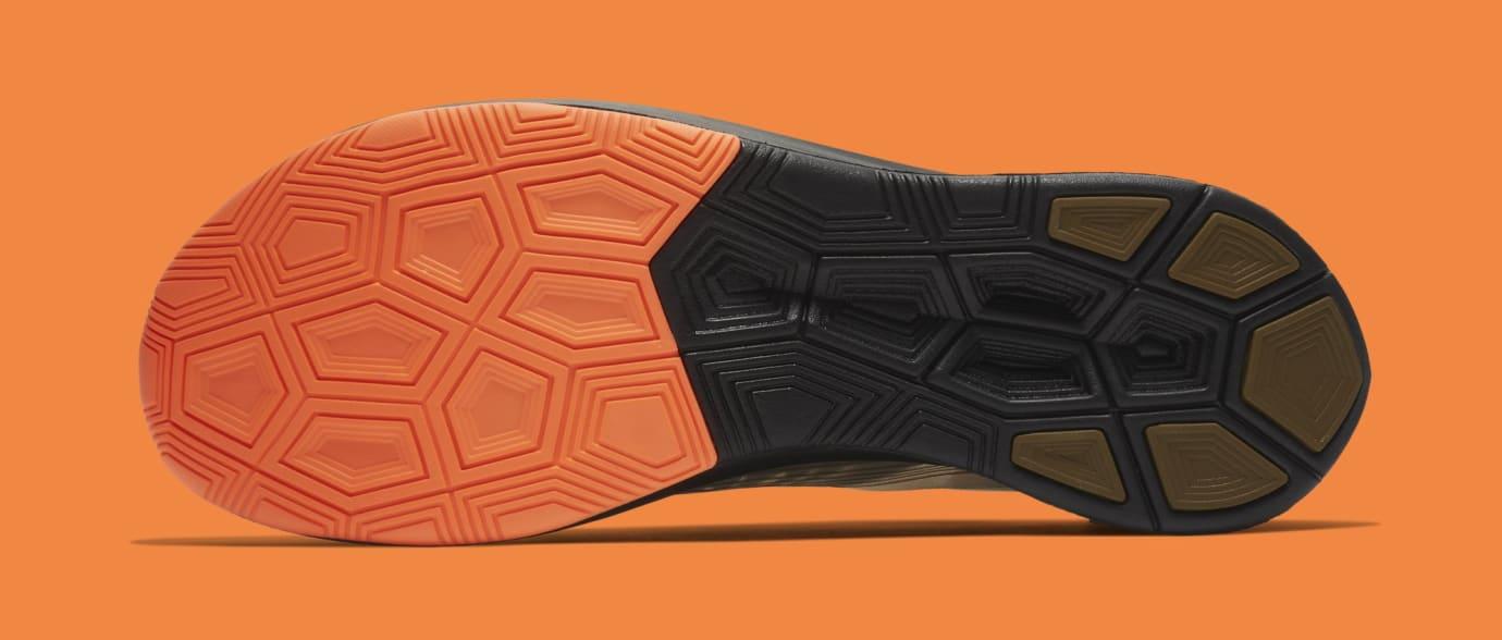Nike Zoom Fly SP 'Medium Olive/Black' AJ9282-200 (Bottom)