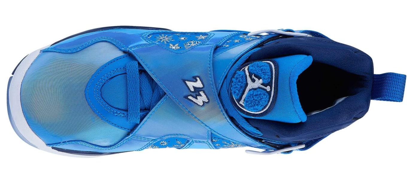 24e395cac1f2 Air Jordan 8 VIII Snowflake Release Date 305368-400 Top