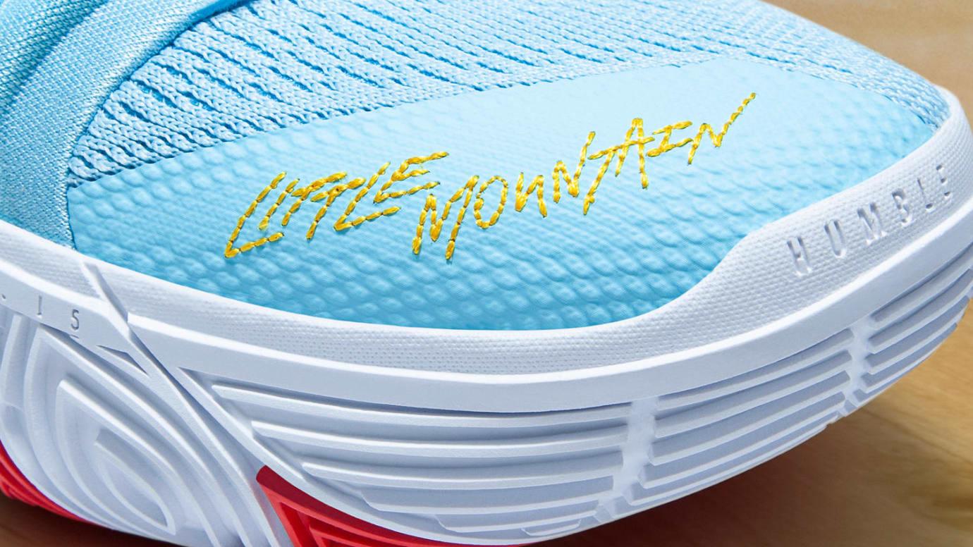 new concept 8fa2b 30e84 Image via Nike Nike Kyrie 5  Little Mountain  PE Release Date