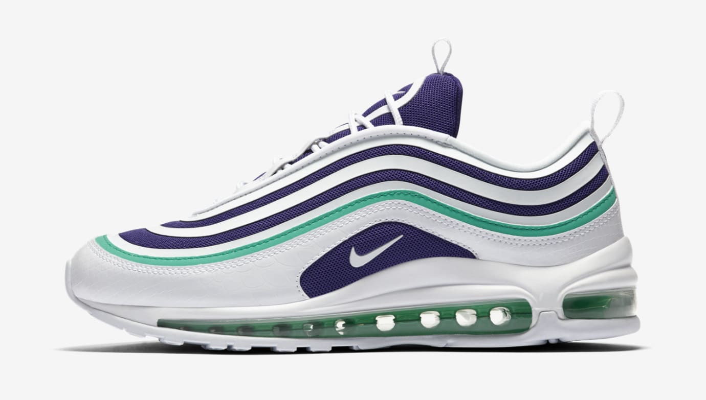 Nike Air Max 97 Ultra 'Grape' AH6806-102 (Lateral)
