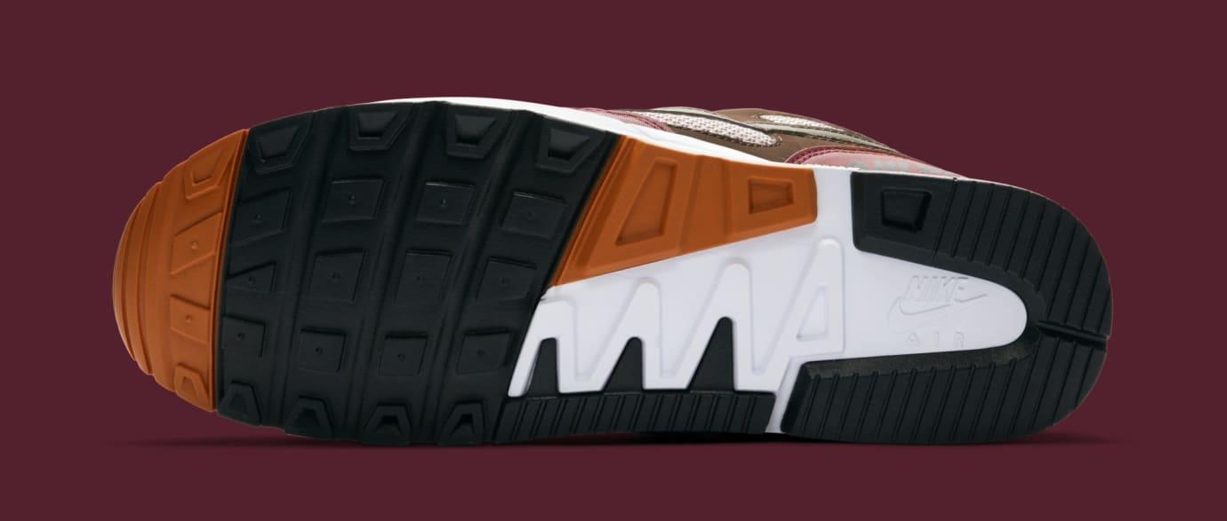 Patta x Nike Air Span 2 AO2925-600 (Bottom)