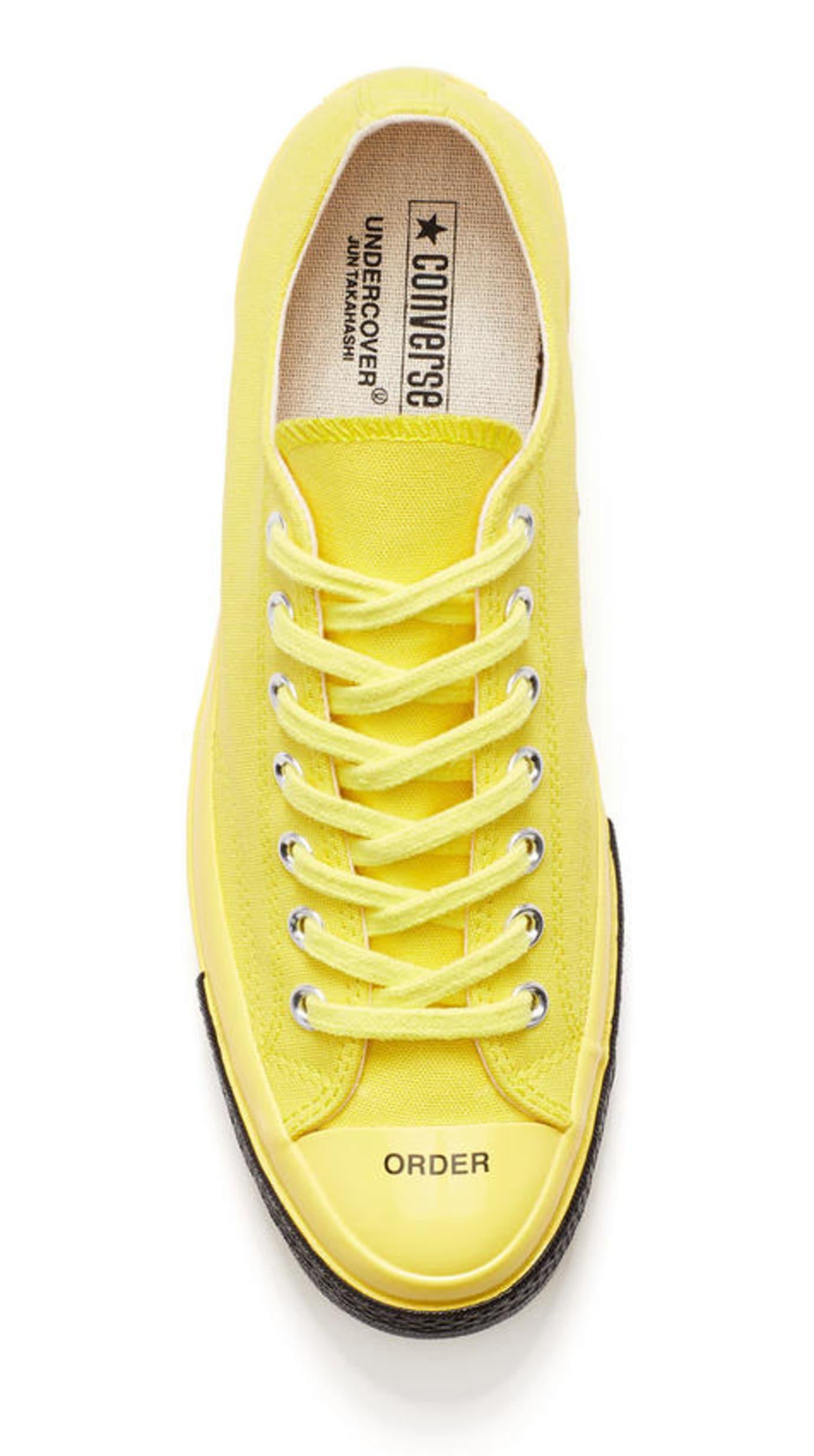 Undercover x Converse Chuck 70 'Yellow' (Top)