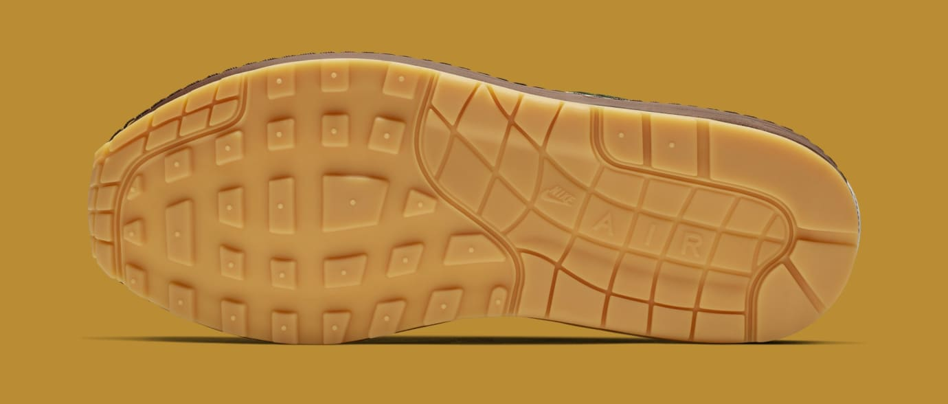 Laika Studios x Nike Air Max 1 Susan 'Missing Link' CK6643-100 (Sole)