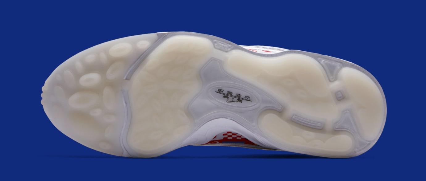 Nike Air Zoom Spiridon 'One World' AO5121-100 (Bottom)
