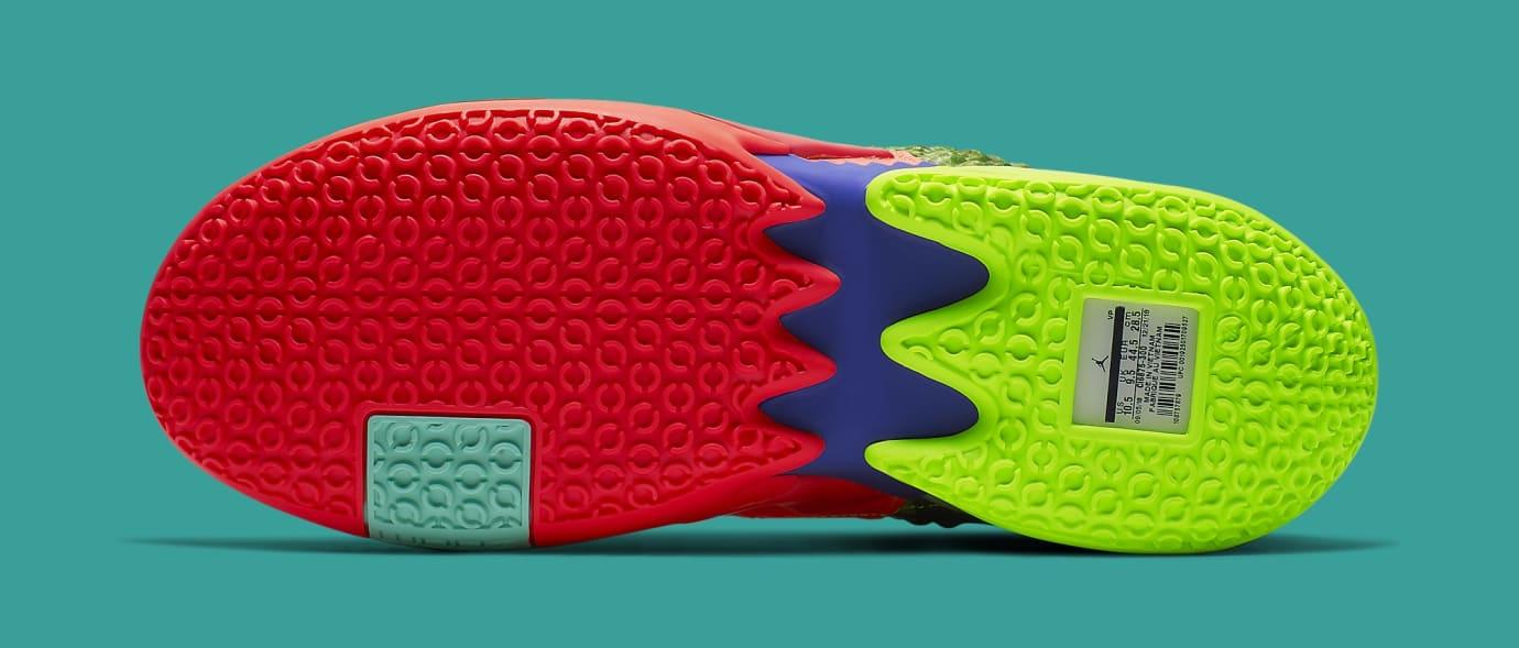 buy popular a1233 0f59c Image via Nike Jordan Why Not Zer0.2  All-Star  CI6875-300 (Bottom