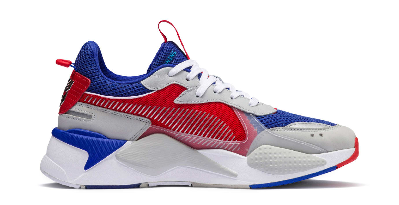 Hasbro x Puma RS-X Transformers 'Optimus Prime' (Medial)