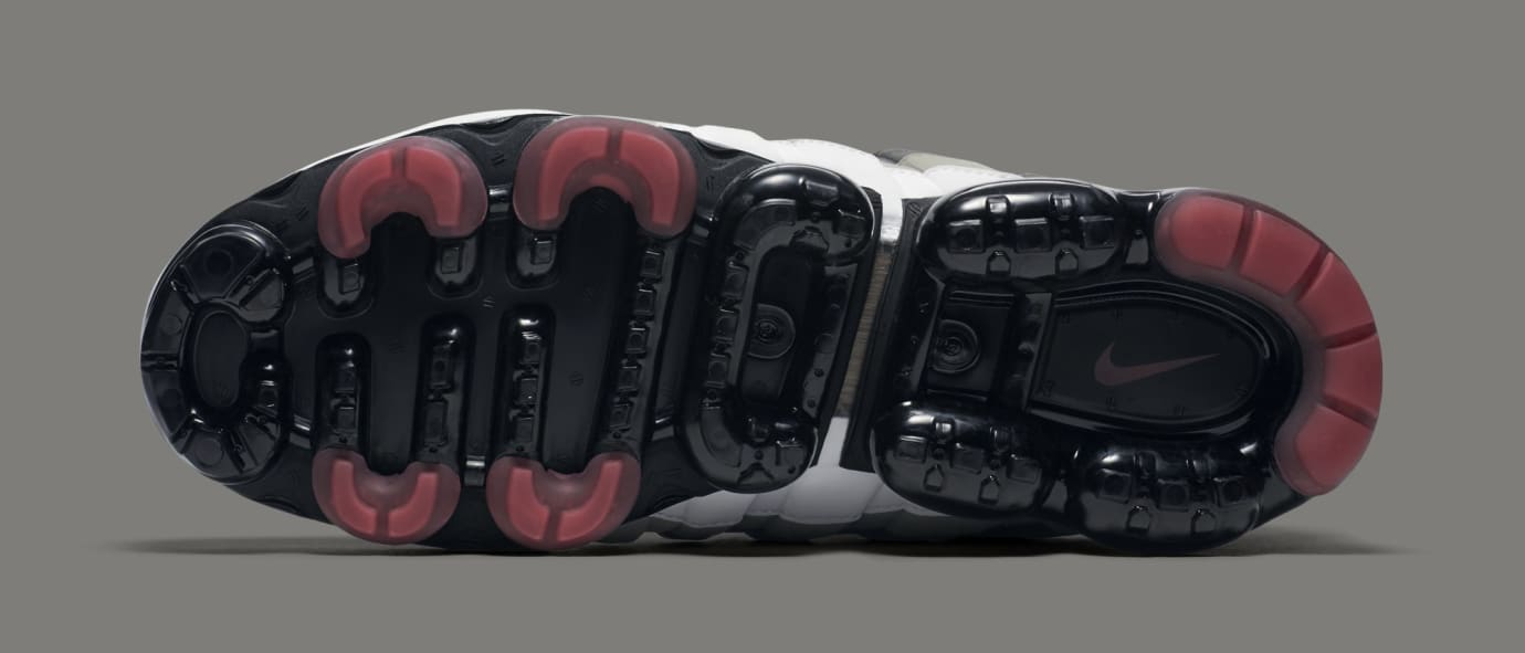 923130087cf Nike Air VaporMax 95  White Hot Red-Dark Pewter-Granite  AJ7292-101 ...