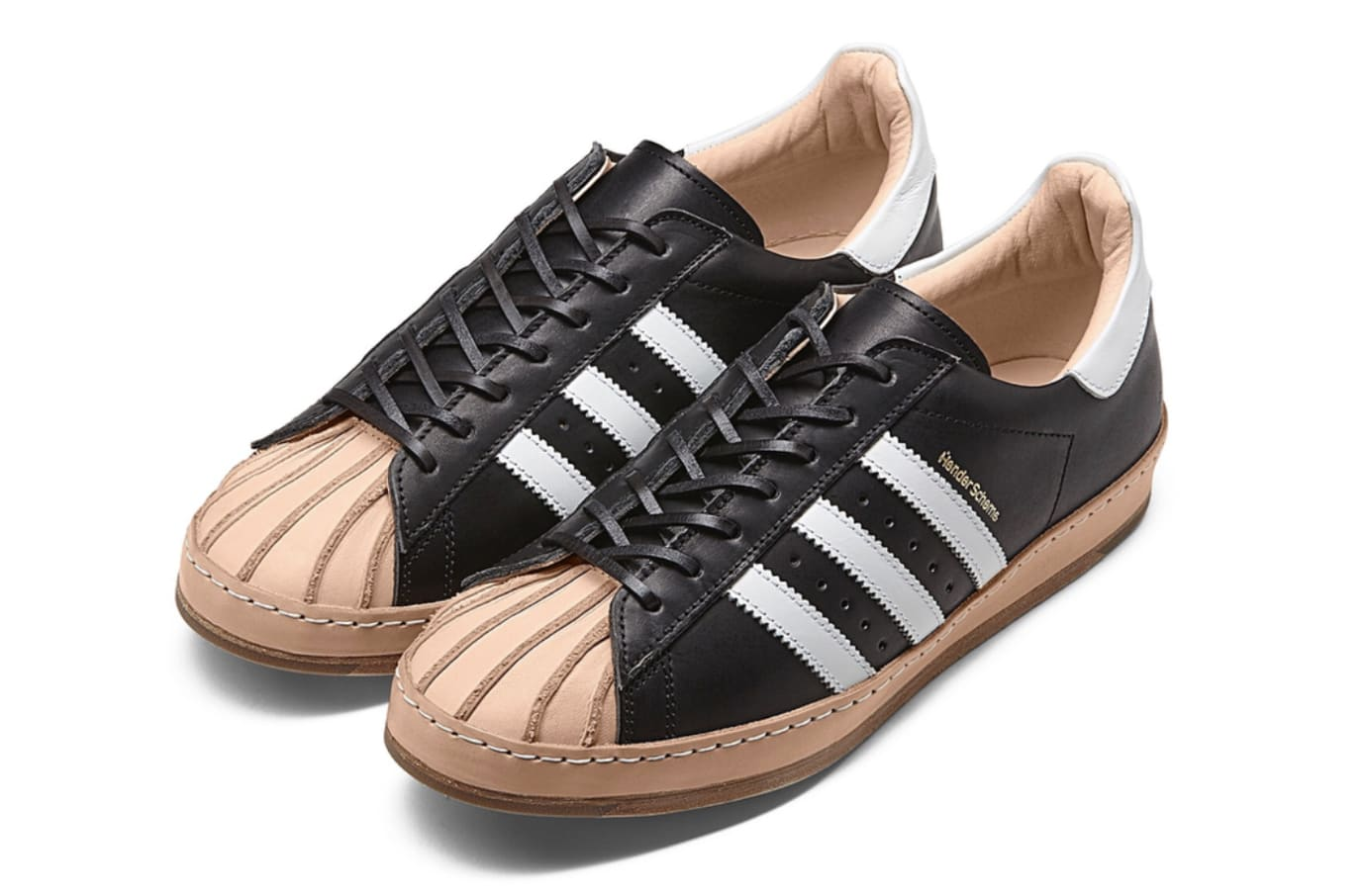 ba826ae42 Image via henderscheme · Hender Scheme x Adidas Superstar (Pair)