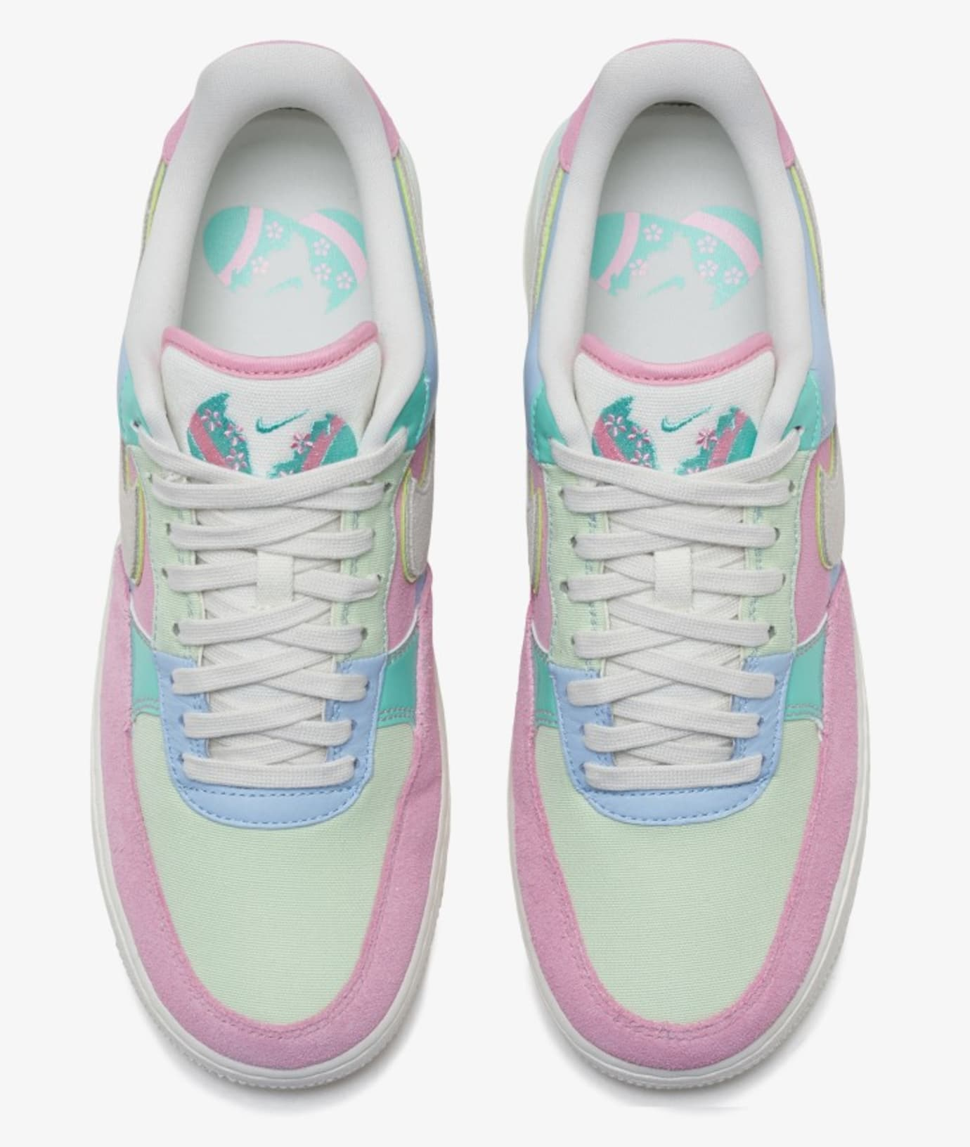 Nike Air Force 1 Low Easter 2018 Release Date AH8462 400