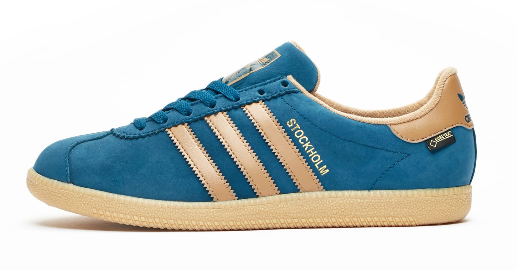 Sneakersnstuff x Adidas Stockholm GTX AC7753 (Lateral)