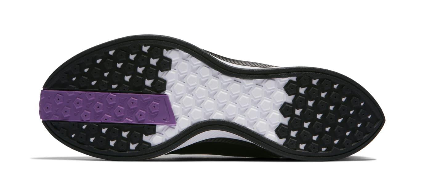 Nike Zoom Pegasus Turbo XX 'Black/Bright Violet' WMNS AR4347-001 (Sole)
