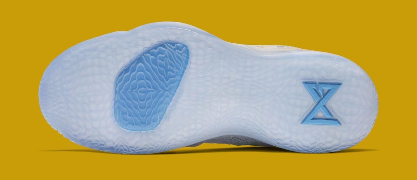 new styles 9f60a 67649 Image via Nike Playstation x Nike PG 2.5  Wolf Grey Multi-Color  BQ8388-001