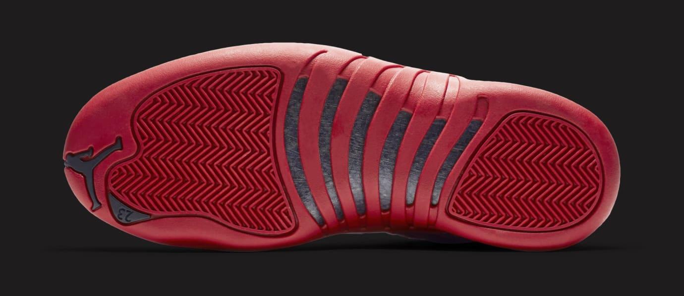 Air Jordan 12 'Gym Red' 130690-601 (Bottom)