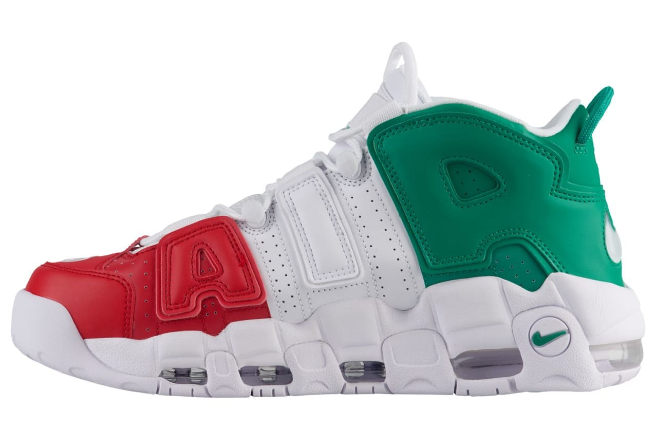 Nike air more uptempo 39 italy 39 release date sole collector for Nike official site italia
