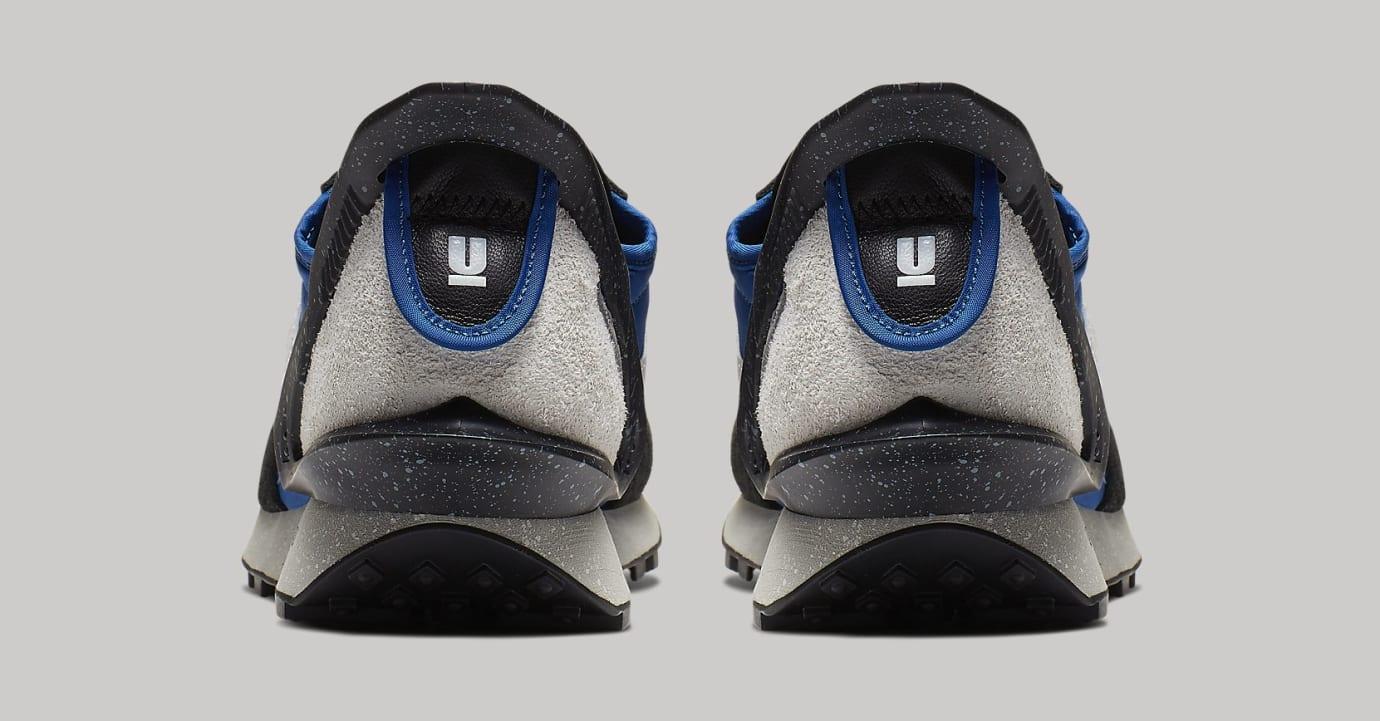 Undercover x Nike Daybreak Blue Jay/Summit White-Black BV4594-400 Heel