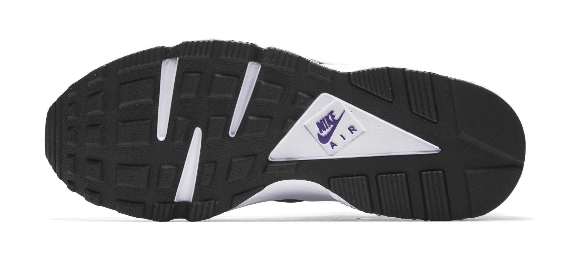 premium selection e8efa f7b2b ... sale image via nike nike air huarache 91 black purple punch black white  ah8049 001 adf9e
