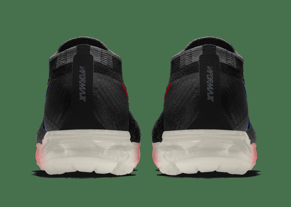 Nike VaporMax NikeiD Heel