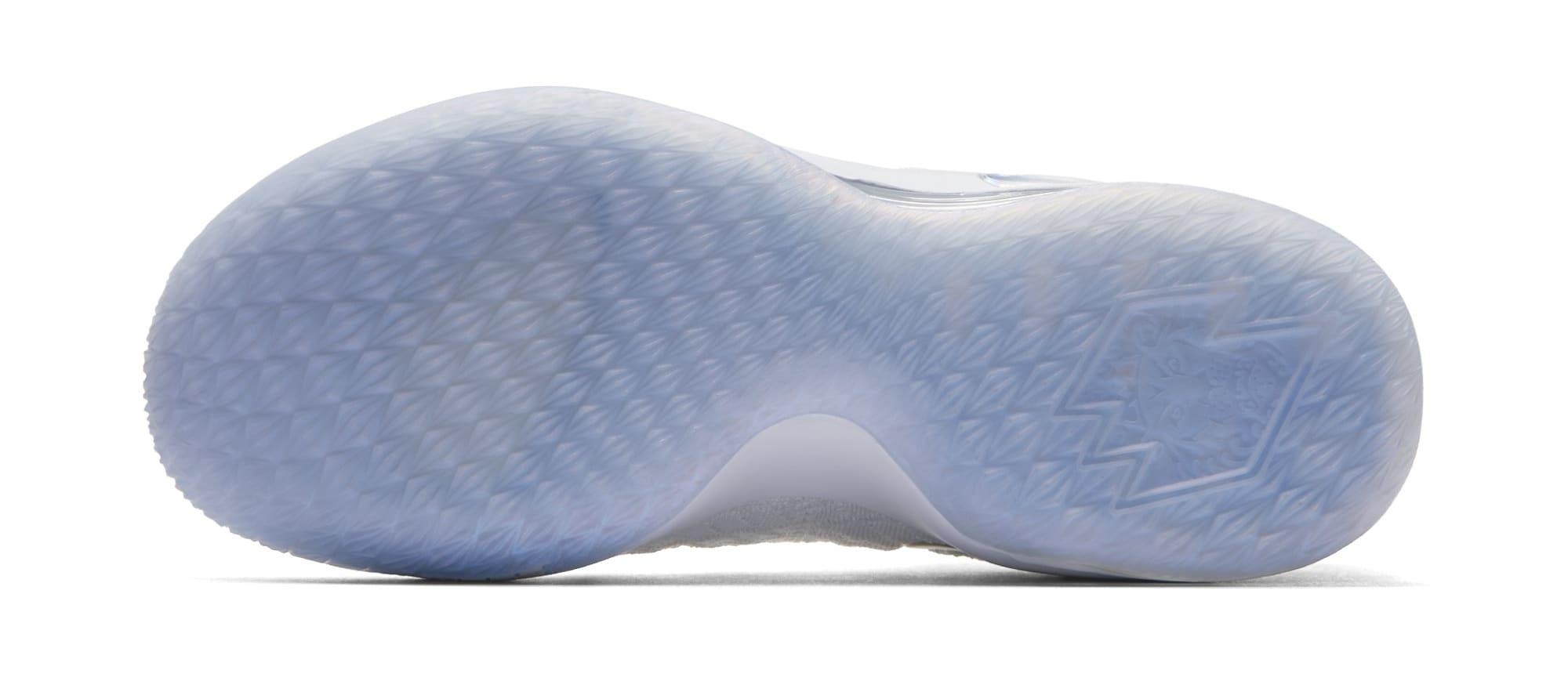 Nike LeBron 15 Low 'White' AO1755-100 (Bottom)