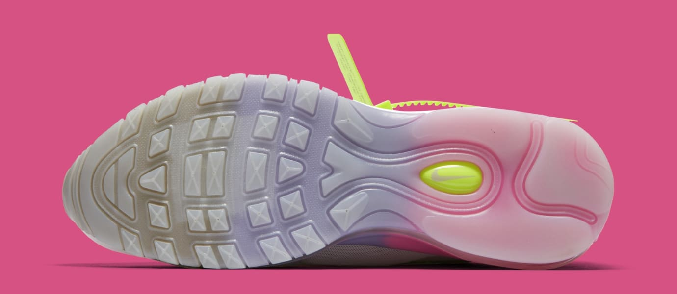 Off-White x Nike Air Max 97 Serena Williams 'Queen' AJ4585-600 (Sole)
