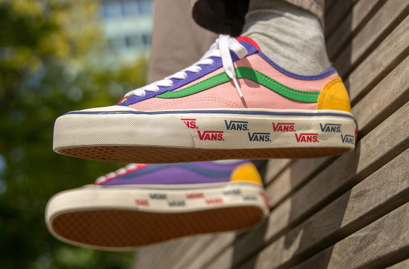ca40adee77 Size  x Vans Style 36  Patchwork  Release Date