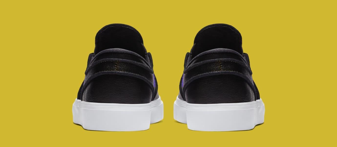 NBA x Nike SB Stefan Janoski Slip 'Lakers' BQ6396-024 (Heel)