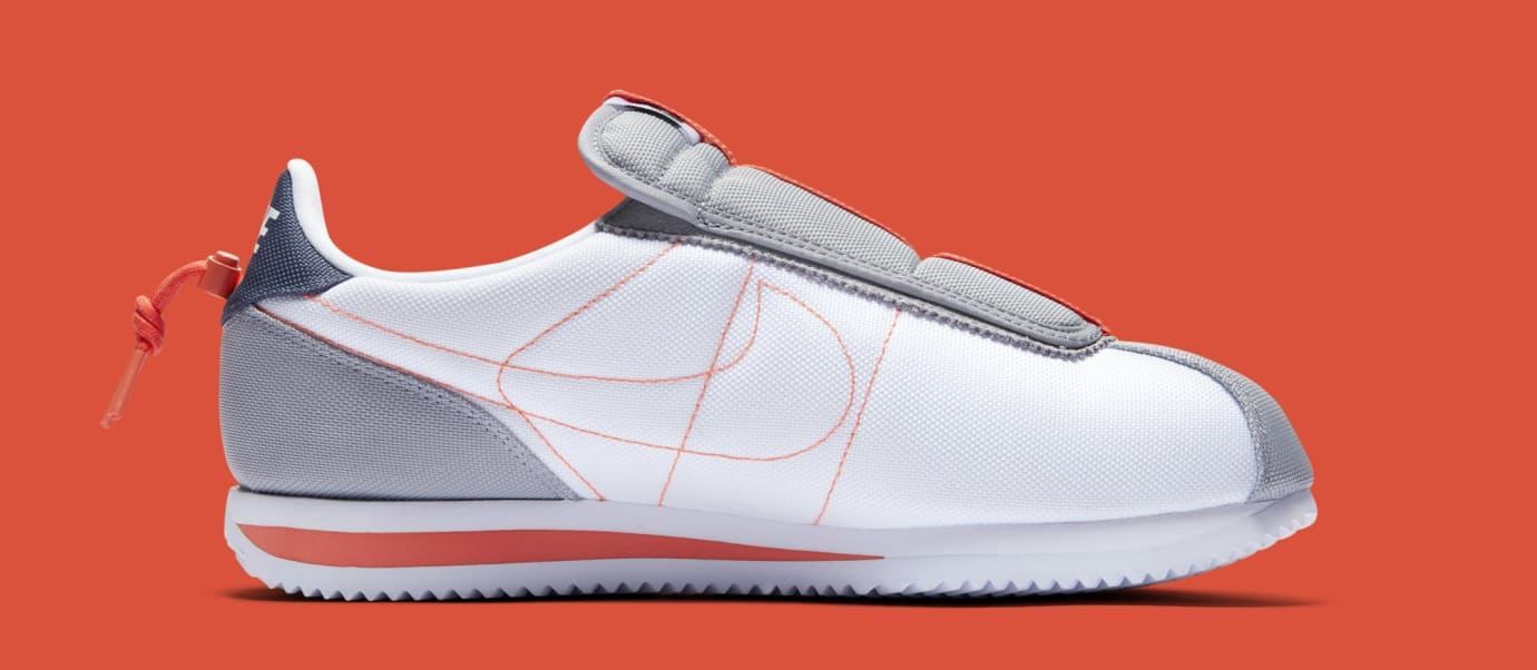 new arrival 9cd71 d7c39 Image via Nike Kendrick Lamar x Nike Cortez  House Shoes  AV2950-100  (Medial)