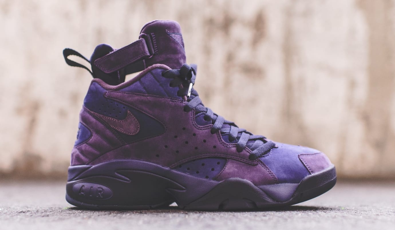 pretty nice c7578 cdcc8 KITH x Nike Air Maestro 2 High Release Date | Sole Collector