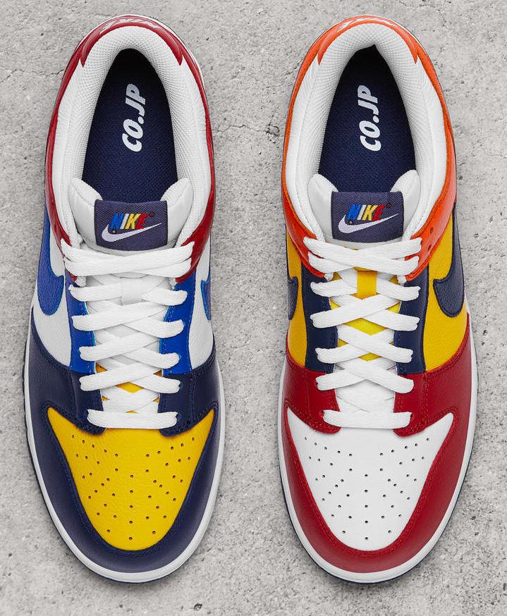 Nike Dunk Co.jp