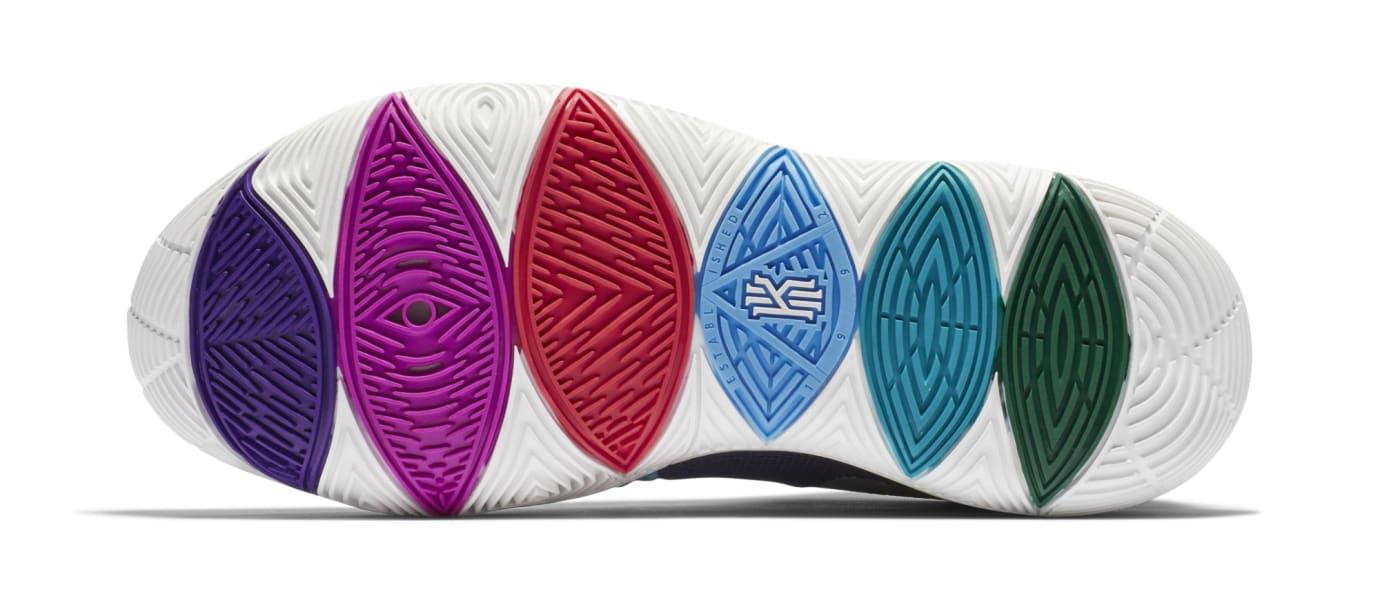 Nike Kyrie 5 'Multi-Color' (Bottom)