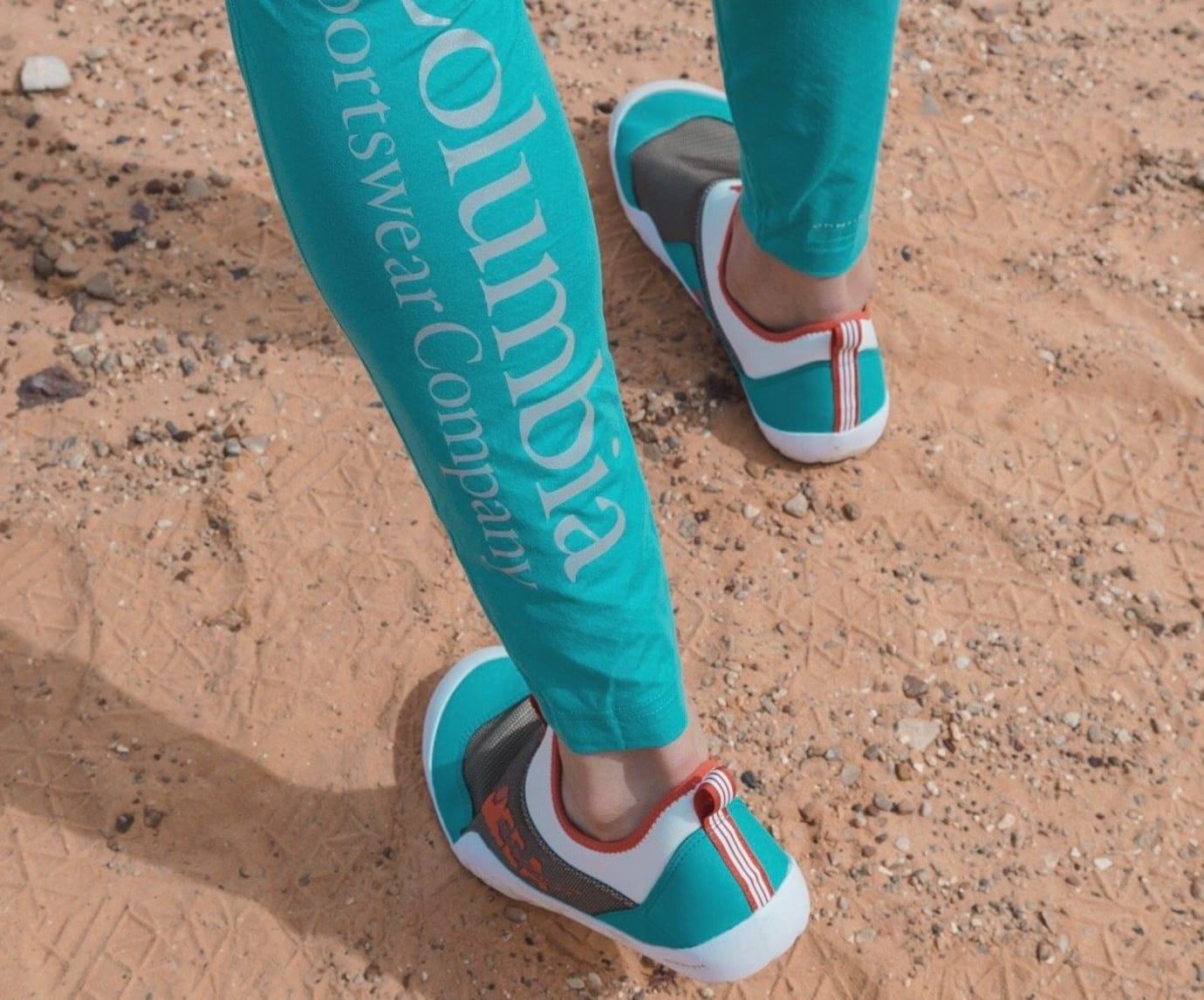 Kith x Adidas Climacool Jawpaw Slip-On (On-Foot)