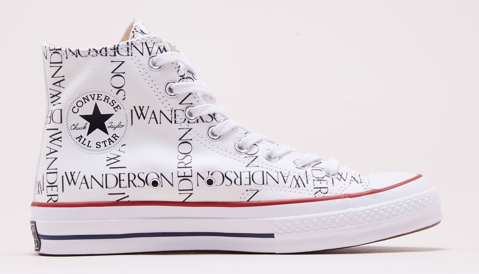 JW Anderson x Converse Chuck Taylor All Star White