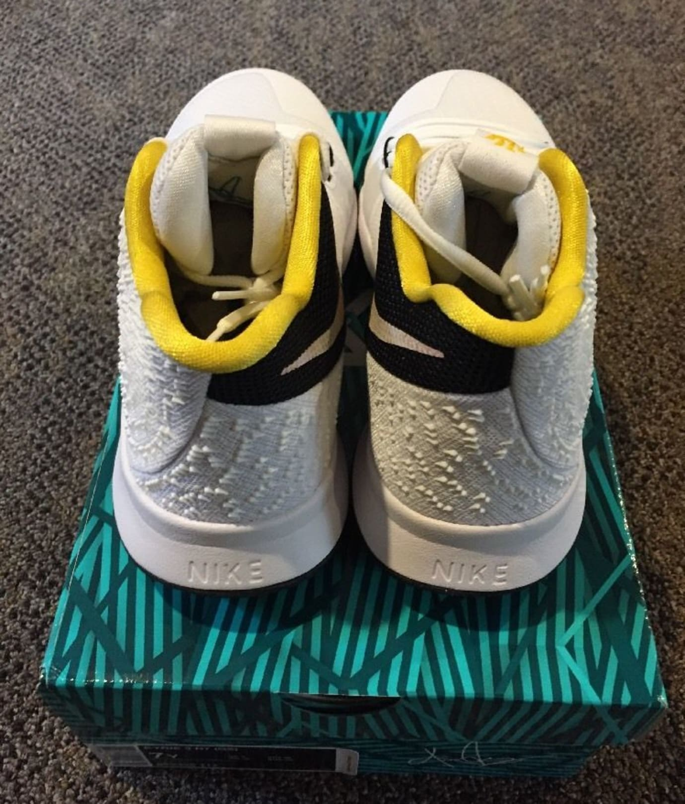 pretty nice 186cb acf50 Nike Kyrie 3 N7 Release Date Profile 899355-177 | Sole Collector