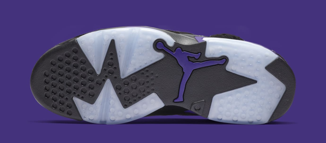 Social Status x Air Jordan 6 NRG 'Black/Dark Concord' AR2257-005 (Bottom)