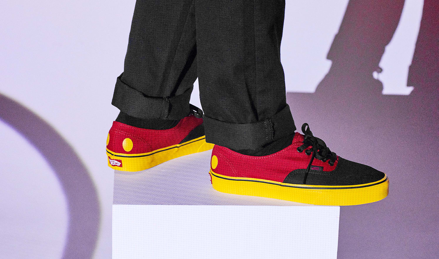 Mickey Mouse x Vans Authentic
