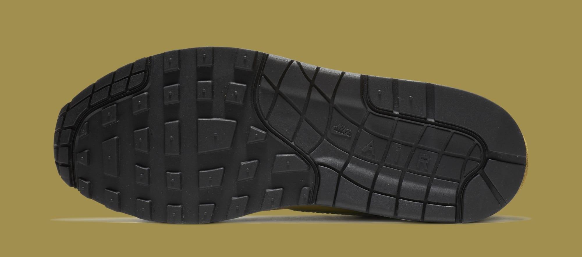 Atmos x Nike Air Max 1 'Green Curry' 908366-300 (Bottom)