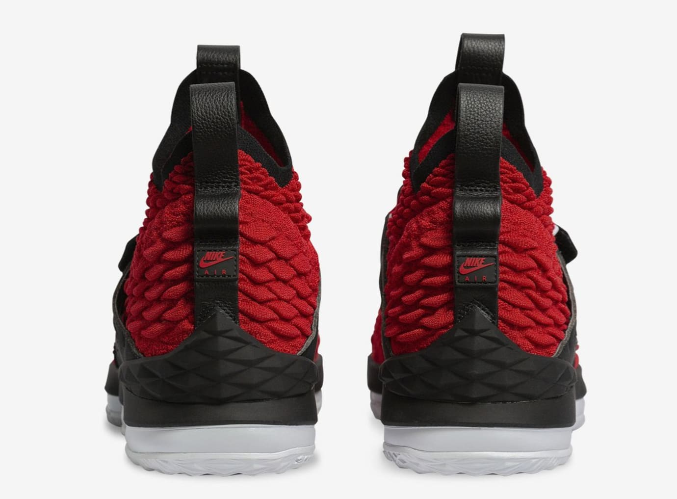 6365ea11c7 Nike LeBron 15 'Red Diamond Turf' #LeBronWatch SNKRS The Draw ...