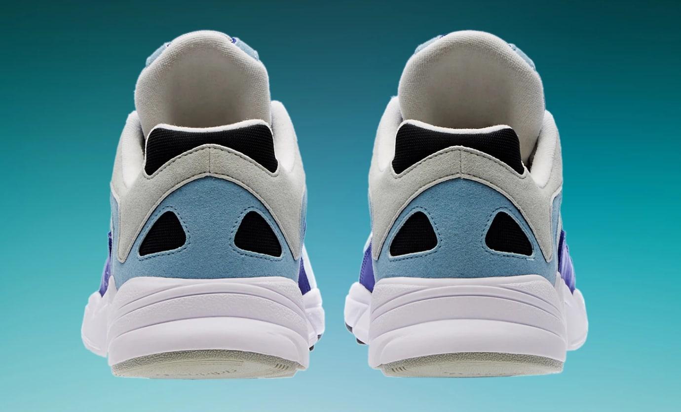 d10a90ecef27df Image via End Clothing End. x Adidas Yung-1  Atmosphere  G27635 (Heel)