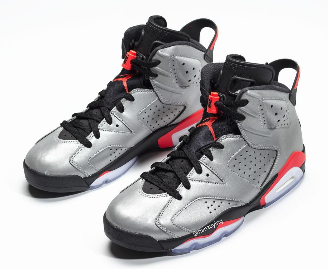 Air Jordan 6 Retro 'Reflective Infrared' CI4072-001