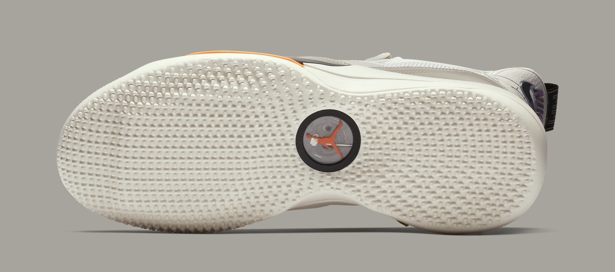 11ebf9ad099d1 Air Jordan 33 'Vast Grey/Cone-Sail-White' AQ8830-004 Release Date | Sole  Collector