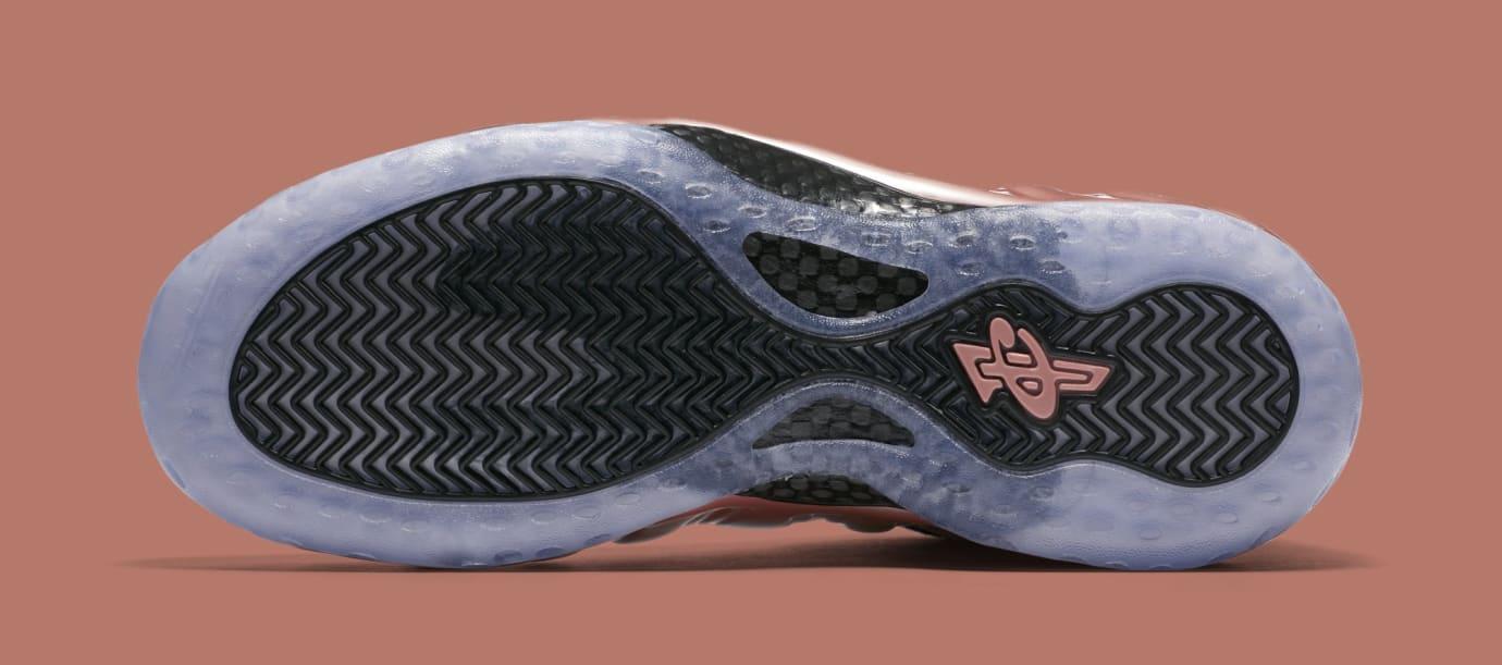 e47b4fb0dbc Image via Nike Nike Air Foamposite One  Elemental Rose  314996-602 (Bottom)