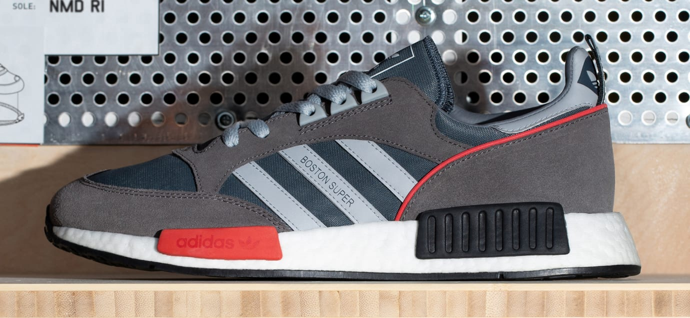 Adidas 'Never Made' Boston Super x R1