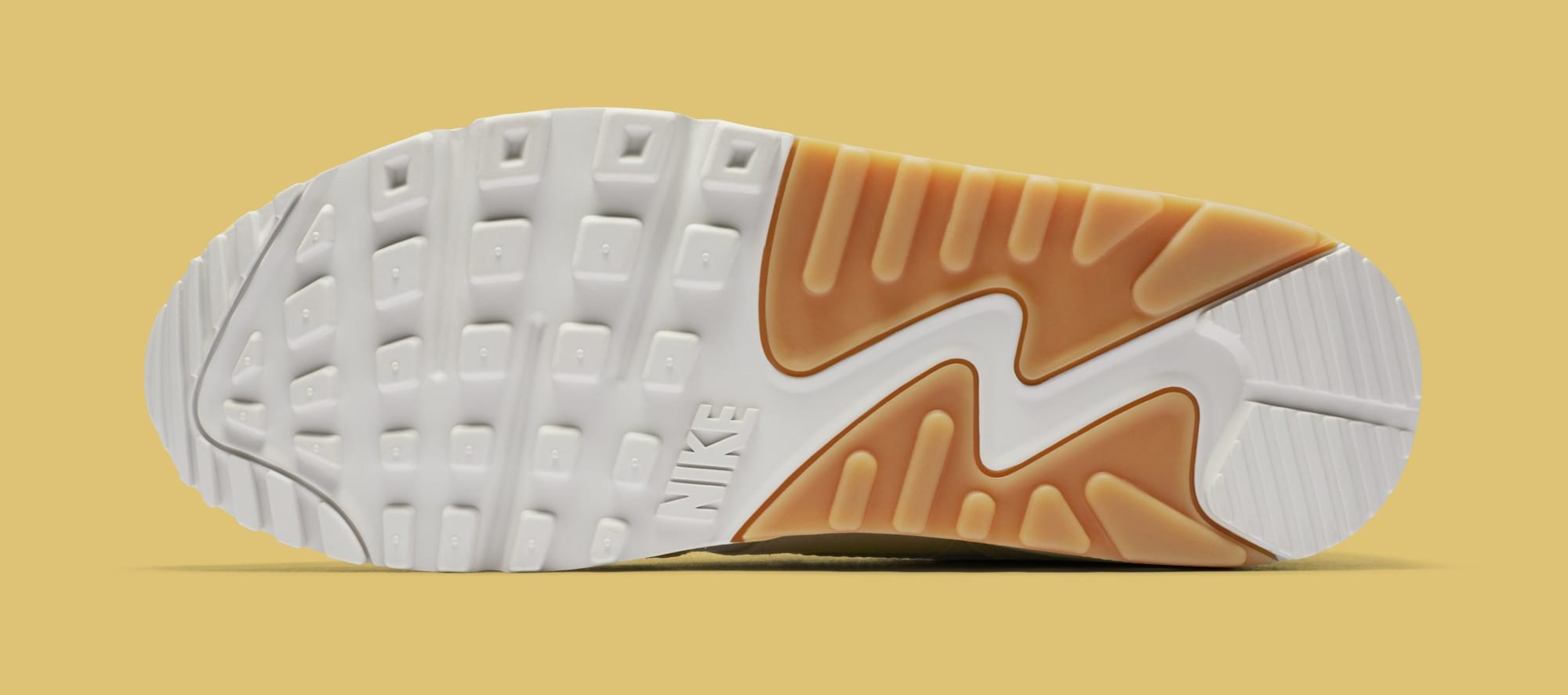 WMNS Nike Air Max 90/1 'Guava Ice' AQ1273-800 (Bottom)