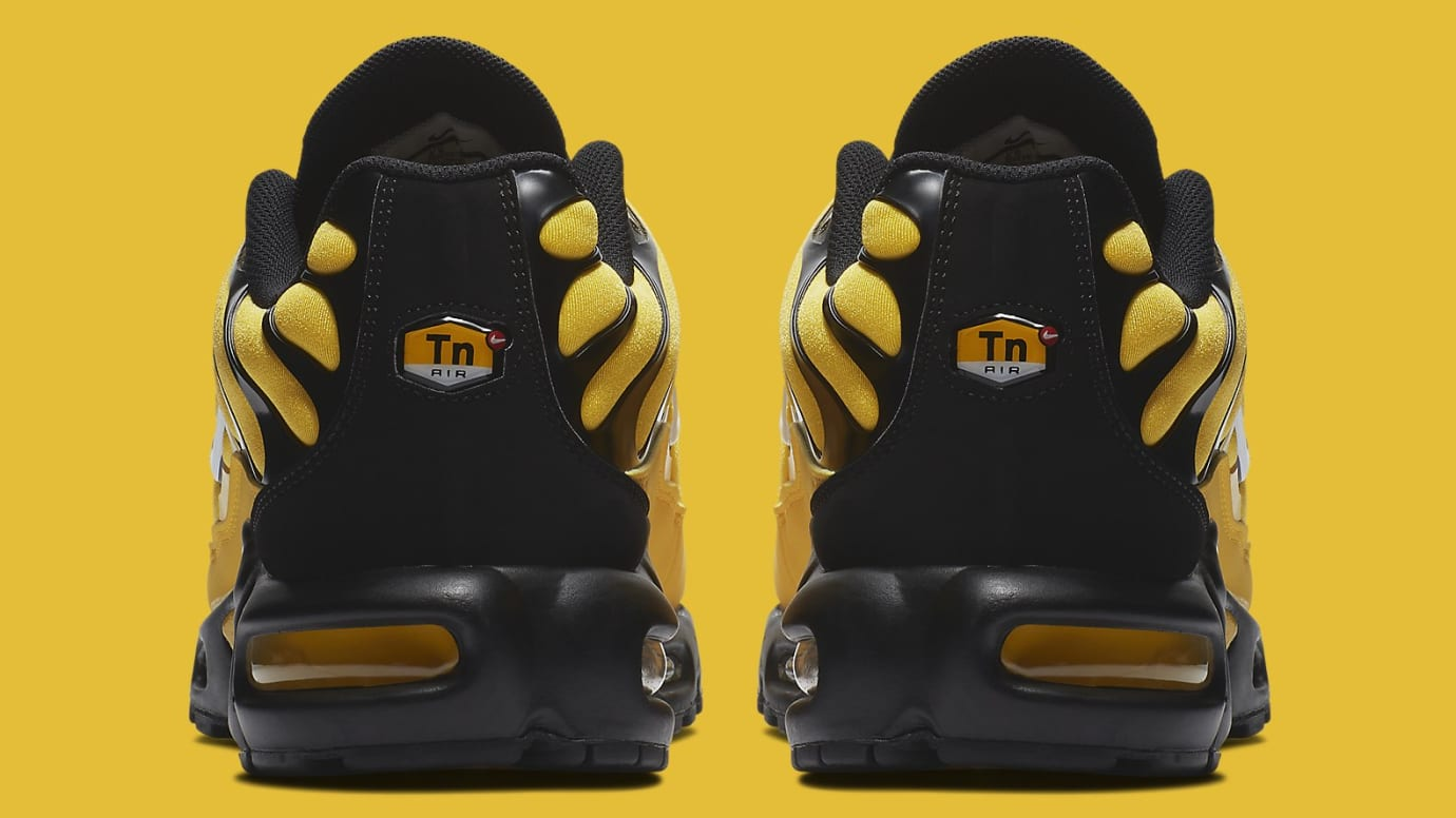 Nike Air Max Plus Just Do It for the Culture Release Date AV7940-700 Heel