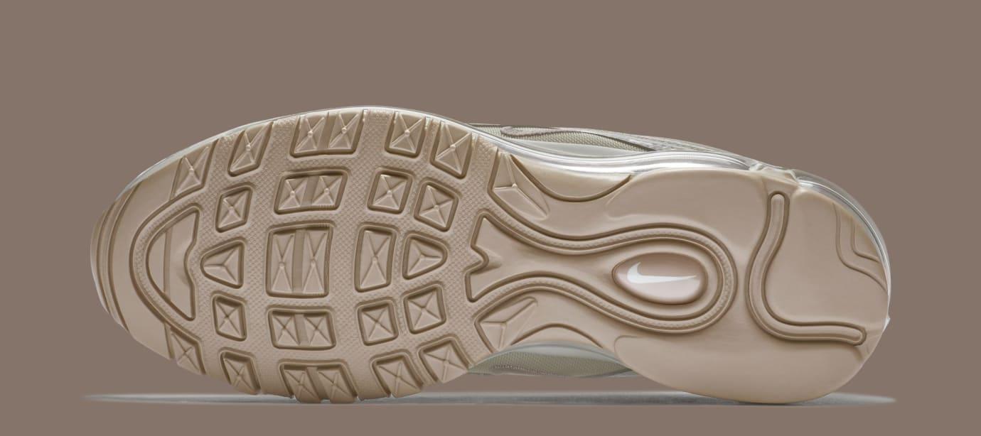 Nike WMNS Air Max 97 Premium 'Light Bone/Diffused Taupe/Sepia Stone' 917646-004 (Sole)