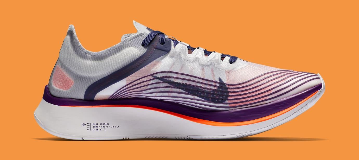 Nike Zoom Fly SP Neutral Indigo AA3172-500