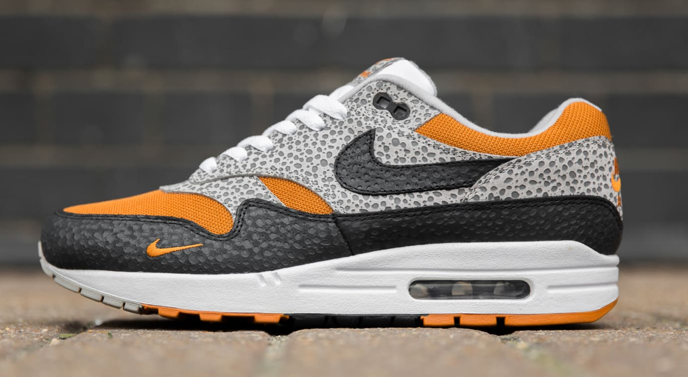 Size? x Nike Air Max 1 'Safari' Sneaker Preview and Release