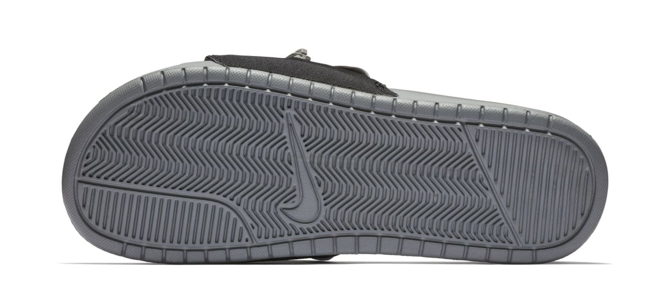 Nike Benassi JDI 'Fanny Pack' Black (Sole)