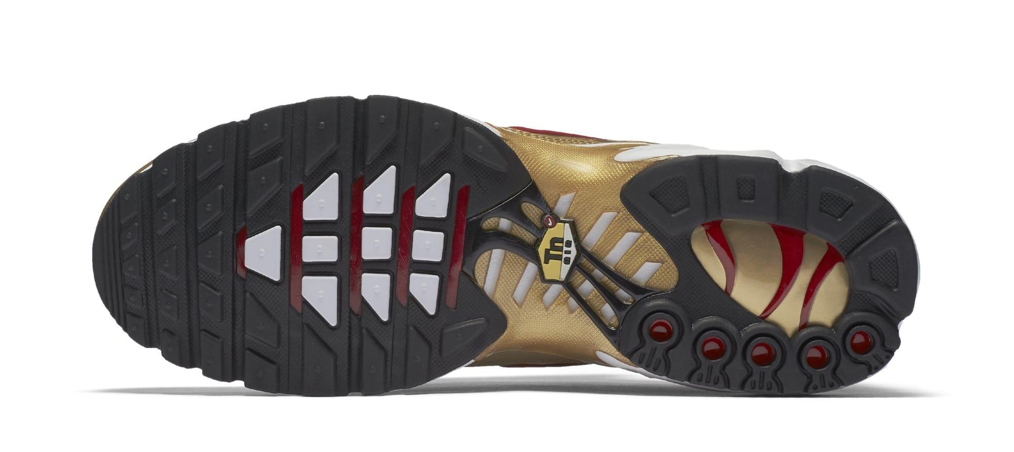 Nike Air Max Plus 'Metallic Gold' 903827-700 (Sole)
