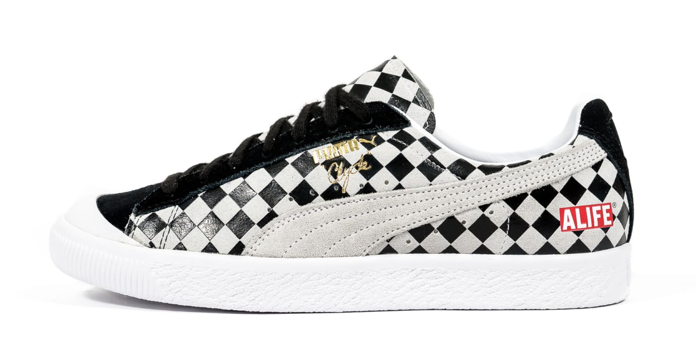 Alife x Puma Clyde (Lateral)